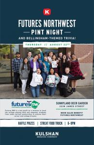 FuturesNW Pint Night @ Kulshan Brewing Comany