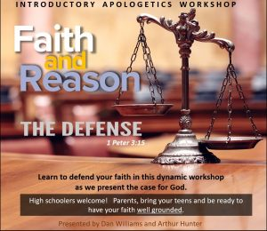 Faith and Reason Apologetics Workshop @ North County Christ the King Church