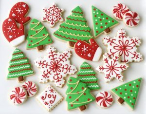 FREE Holiday Cookie Decorating @ Hats Off T-Shirts & Engraving, Inc.