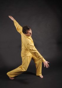Dance Workshop with Bill Evans @ Firehouse Arts & Events Center