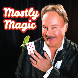 Mostly Magic with John Walton: A Holiday Tradition @ Mount Baker Theatre