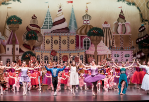 The Nutcracker @ Mount Baker Theatre