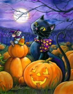 "Cat Show - ""Paws in the Pumpkin Patch"" @ Ferndale Events Center"