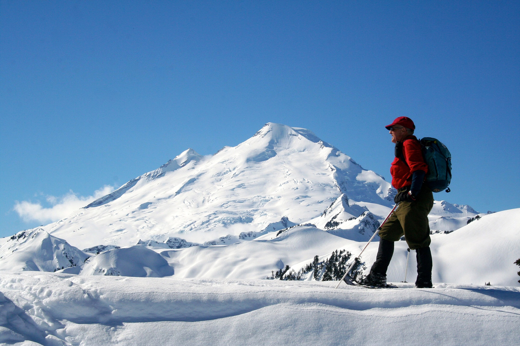 mount baker club snow.'