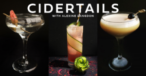 Cidertails with Alexine Langdon @ Thousand Acre Cider House