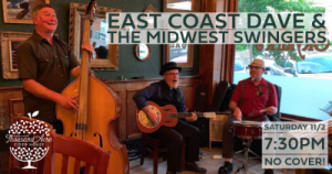 East Coast Dave and the Midwest Swingers Live at Thousand Acre Cider House @ Thousand Acre Cider House