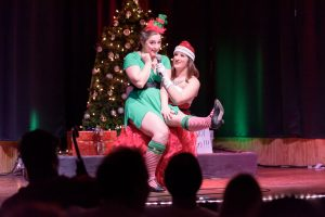 The Naughty List's Holiday Market @ Broadway Hall