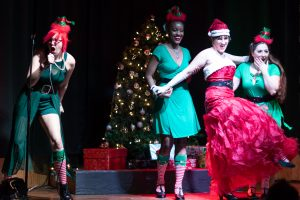 The Naughty List: A Holiday Cabaret @ Broadway Hall