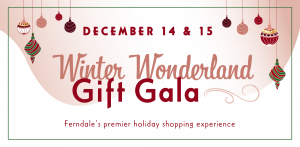 The 6th Annual Winter Wonderland Gift Gala @ Flow Motion