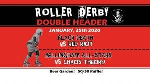 Bellingham Roller Betties: Pre-Season Double Header @ Lynden Skateway