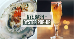 NYE Bash & Oyster Pop Up with Paellaworks @ Thousand Acre Cider House