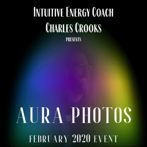 Aura Photos by Charles Crooks @ Griggs Office Supplies Building