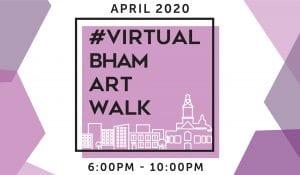 Virtual Bham Art Walk