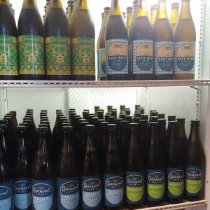 Chuckanut Brewery: beer to go with curbside pickup