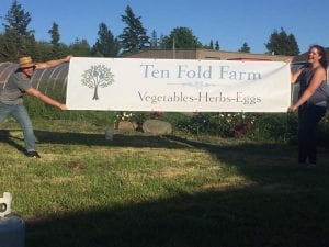 Ten Fold Farm: Online ordering for locally raised family farm meat, eggs, and vegetables delivered