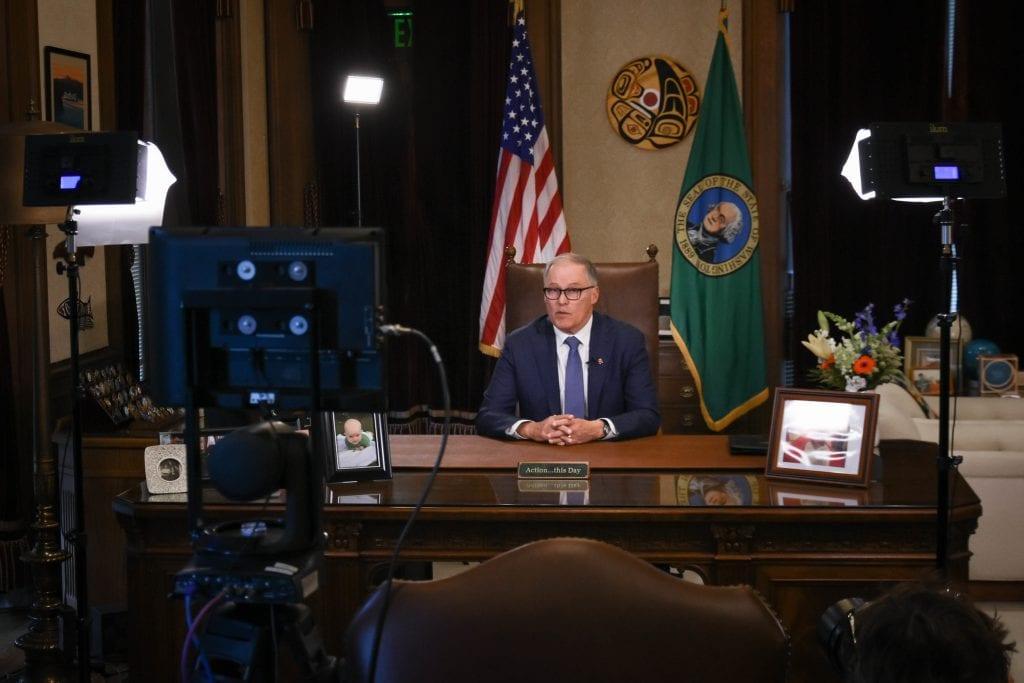 Governor Inslee Announces Three 'Safe Start' Advisory Groups - WhatcomTalk