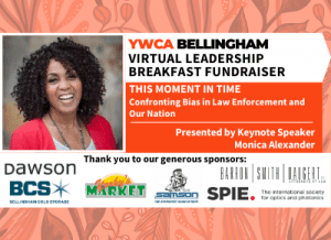 YWCA Virtual Leadership Breakfast Fundraiser @ Online