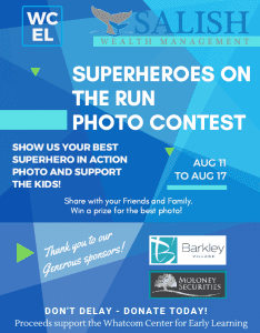 Superheroes On The Run Photo Contest @ Facebook Virtual Event