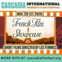 KCTS presents CASCADIA International Women's Film Festival's French Short Films, from UniFrance and L'Agence Court du Métrage @ Pickford Film Center