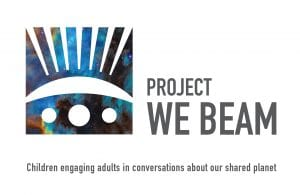 Project We Beam @ North wall of the Pickford Film Center