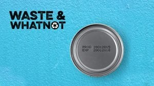 Waste & Whatnot, The Future of Wasted Food @ Online Zoom Event