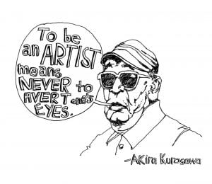 PFC Trivia Director Series: Akira Kurosawa @ Online through Zoom