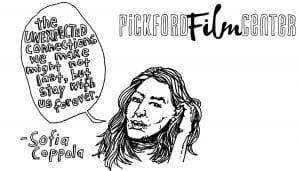 PFC Trivia Director Series: Sofia Coppola @ Online through Zoom