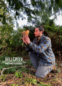 Survival Shelter Building Class @ Bell Creek Nature School