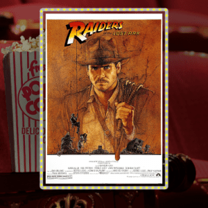 MBT Movie Palace Series: Raiders of the Lost Ark @ Mount Baker Theatre