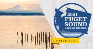 2021 Virtual Puget Sound Days on the Hill @ Puget Sound Partnership Zoom