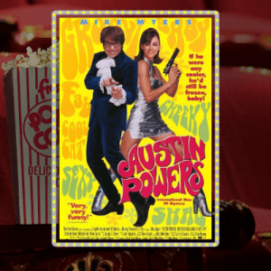 MBT Movie Palace Series - Austin Powers: International Man of Mystery @ Mount Baker Theatre
