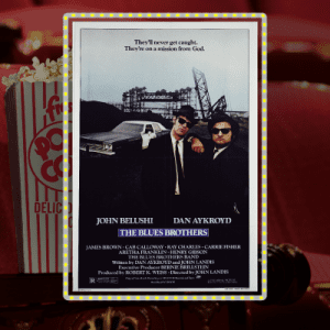 MBT Movie Palace Series: The Blues Brothers @ Mount Baker Theatre