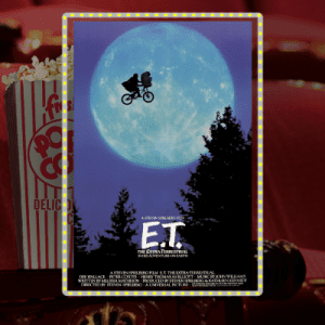 MBT Movie Palace Series: E.T. the Extra-Terrestrial @ Mount Baker Theatre