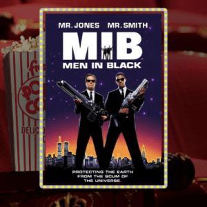 MBT Movie Palace Series: Men in Black @ Mount Baker Theatre