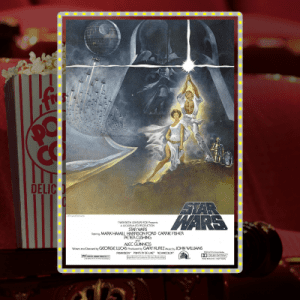 MBT Movie Palace Series - Star Wars: A New Hope @ Mount Baker Theatre