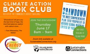 "Virtual Climate Action Book: ""Drawdown"" @ Virtual Event"