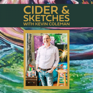 Cider & Sketches with Kevin Coleman @ Thousand Acre Cider House