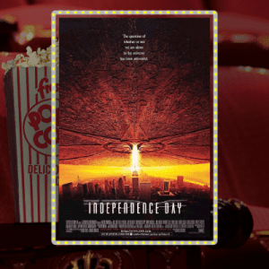 MBT Movie Palace Series: Independence Day @ Mount Baker Theatre