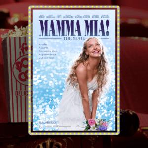 MBT Movie Palace Series: Mamma Mia! @ Mount Baker Theatre
