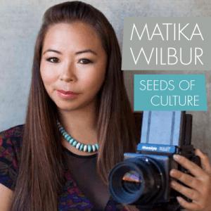 An Evening Presentation of 'Seeds Of Culture' by Photographer Matika Wilbur @ Mount Baker Theatre