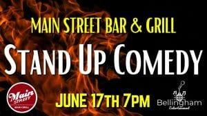 Comedy at Main Street Bar & Grill @ Main Street Bar & Grill