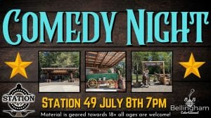 Comedy Night at Station 49 @ Station 49