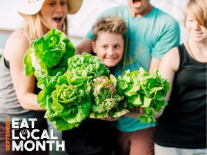 Eat Local Month @ Online