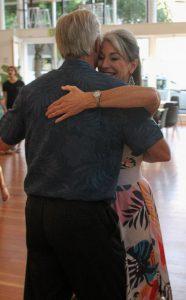 Argentine tango @ The Majestic Ballroom