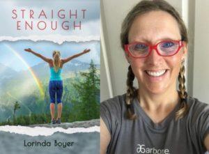 Lorinda Boyer, Straight Enough: A Memoir - IN PERSON @ VILLAGE BOOKS IN FAIRHAVEN
